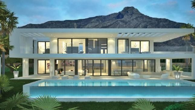 5 bed detached house for sale in Nueva Andalucia, Malaga, Spain