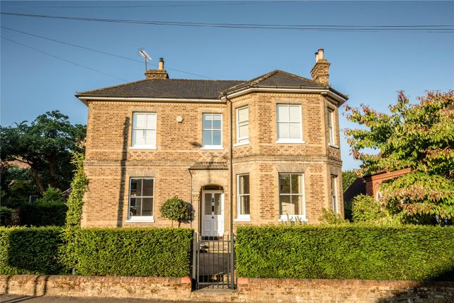 Thumbnail Detached house to rent in Church Street, Twyford, Reading, Berkshire