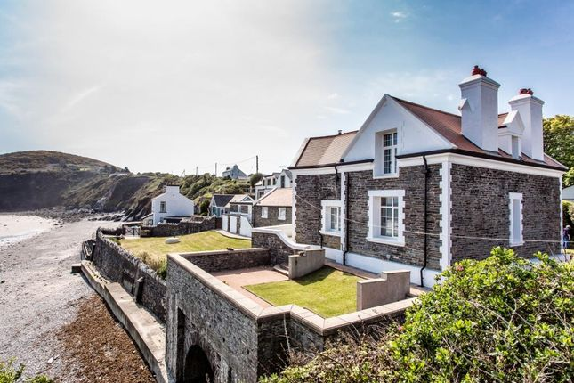 4 bed detached house for sale in Church Road, Maughold