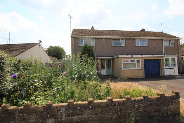 3 bed semi-detached house for sale in Brook Street, Chippenham SN14