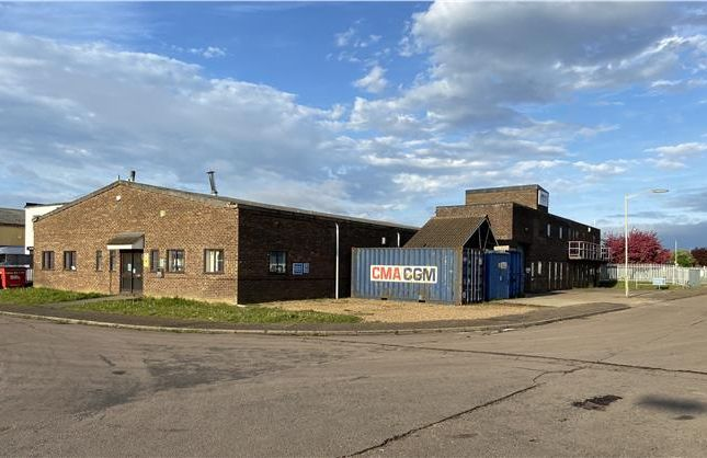 Thumbnail Light industrial for sale in 7 Blaydon Road, Sandy Industrial Estate, Sandy, Beds