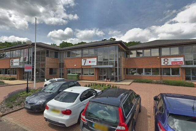 Thumbnail Office to let in 7 Cedarwood, Chineham Park, Cedarwood, Basingstoke