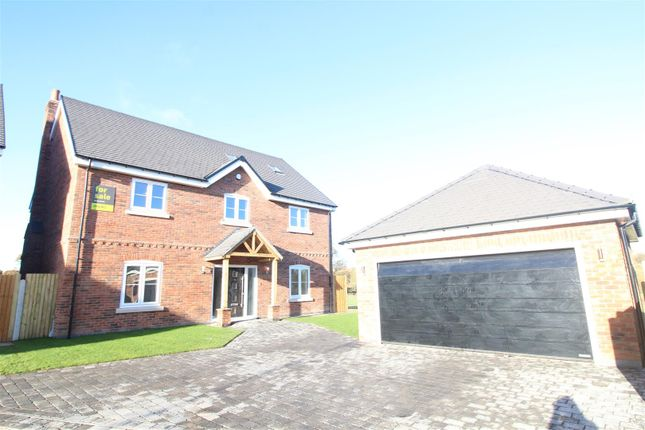 Thumbnail Detached house for sale in Winney Hill View, Ellesmere Road, Shrewsbury