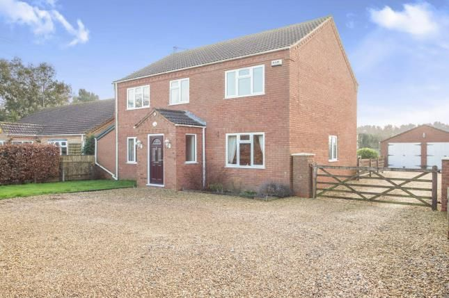 Thumbnail Detached house for sale in Friday Bridge, Wisbech, Norfolk