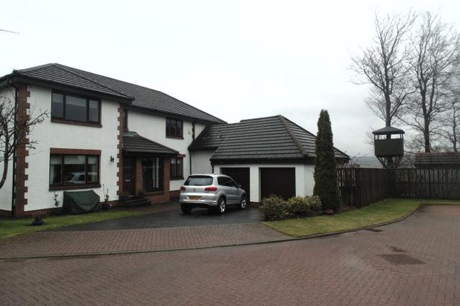 Thumbnail Detached house to rent in Auchenbothie Gardens, Kilmacolm