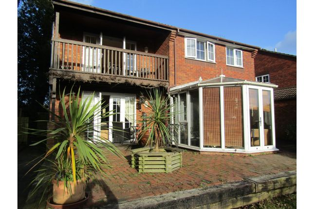 Thumbnail Detached house for sale in Woodmere Way, Newton Abbot