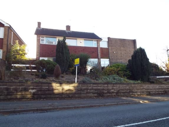 Thumbnail Detached house for sale in Cross Street, Arnold, Nottingham, Nottinghamshire