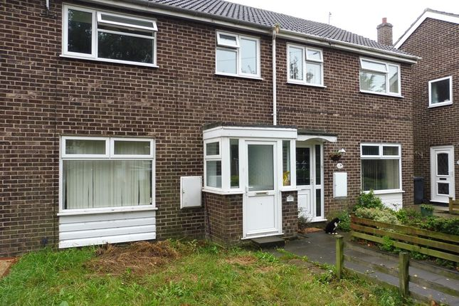 Thumbnail Terraced house for sale in Wodehouse Close, Stalham, Norwich