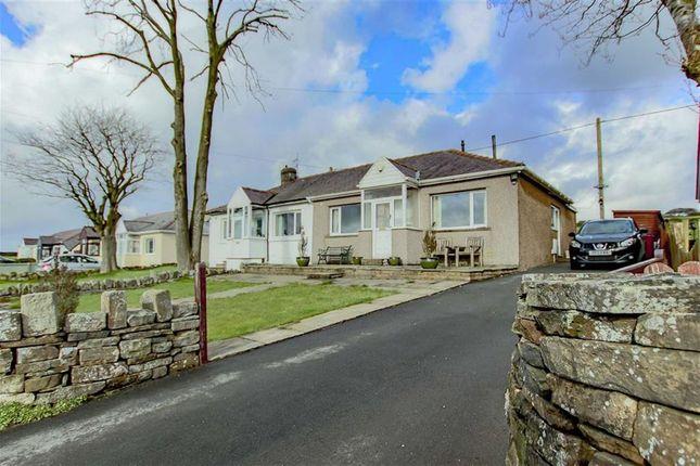 Thumbnail Semi-detached bungalow for sale in Hurstwood Lane, Worsthorne, Lancashire