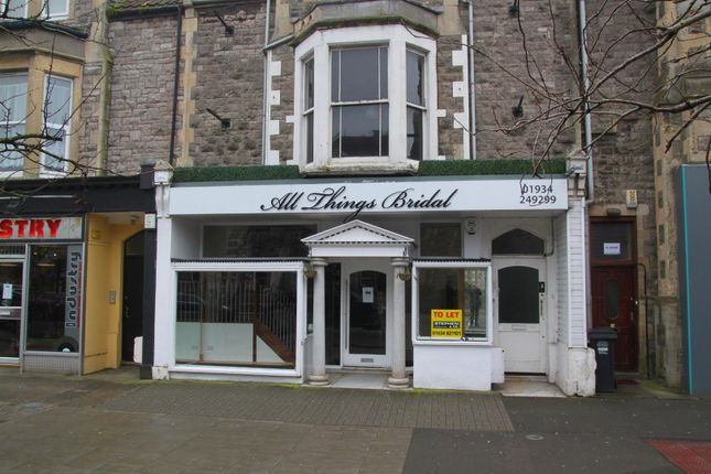 Retail premises for sale in Boulevard, Weston-Super-Mare