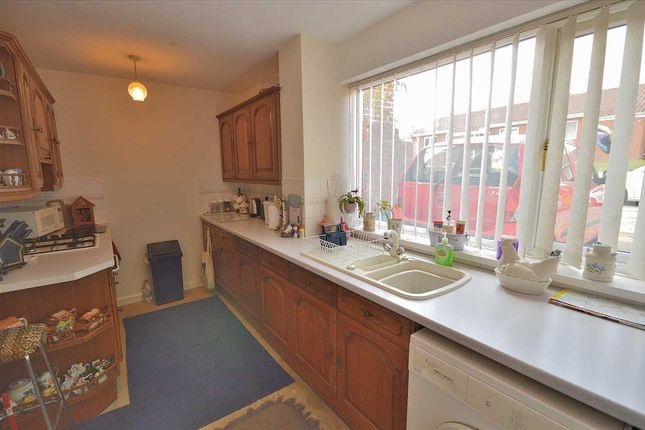 Kitchen of Lime Street, South Moor, Stanley DH9