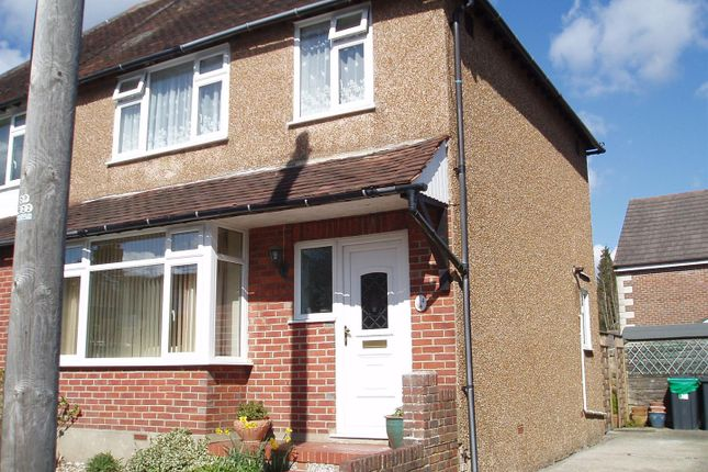 Thumbnail Semi-detached house to rent in Whitehill Close, Crowborough