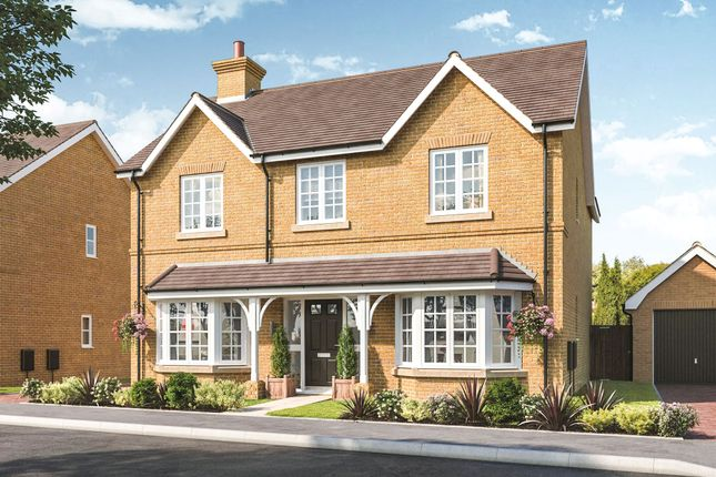 Thumbnail Detached house for sale in Drovers Way, Pirton, Hitchin