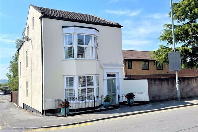 Thumbnail Detached house for sale in Talbot Road, Hyde, Cheshire