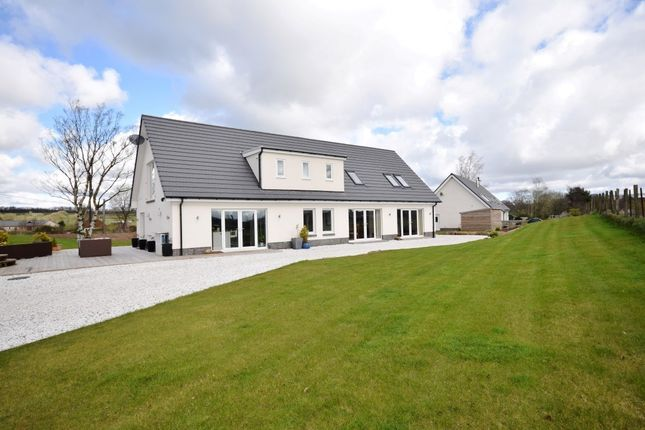 Thumbnail Detached house for sale in Silvermuir Drive, Lanark