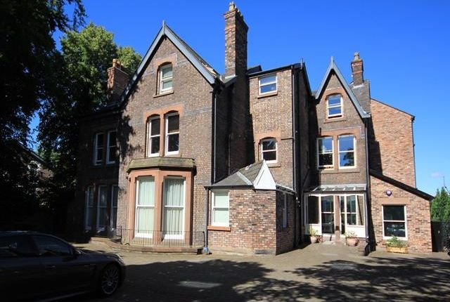 Thumbnail Flat to rent in Elmsley Road, Mossley Hill, Liverpool