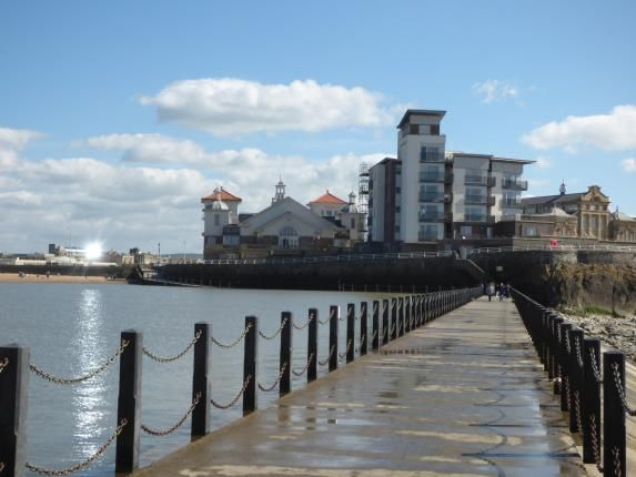 Thumbnail Flat for sale in Knightstone Causeway, Weston-Super-Mare, Somerset