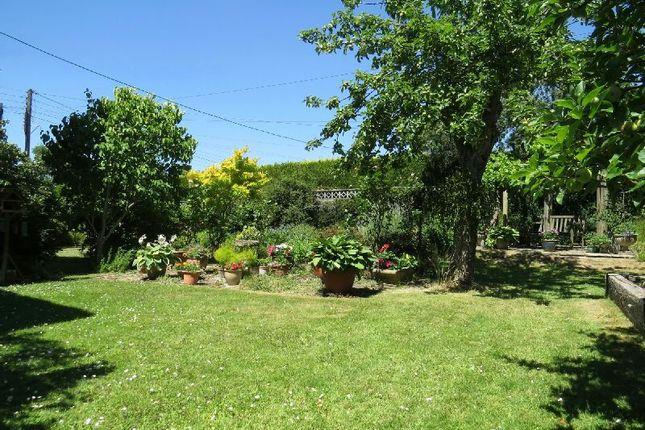 Garden of Sandford Road, Winscombe BS25