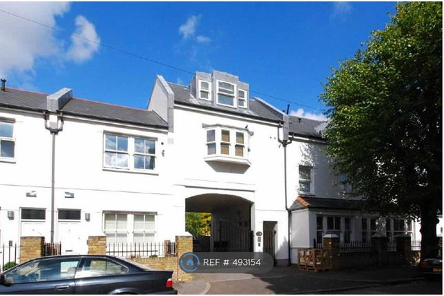 Thumbnail Flat to rent in Copper Mews, London
