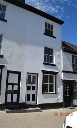 Thumbnail Terraced house to rent in 21, Great Oak Street, Llanidloes, Powys