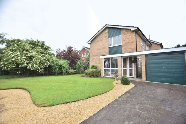 Thumbnail Detached house for sale in Severn Close, Maisemore, Gloucester
