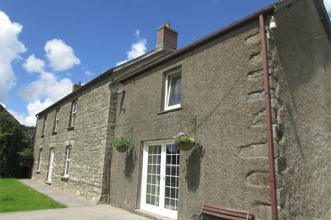 Thumbnail Detached house for sale in Rhos Farm, Efailwen, Clynderwen