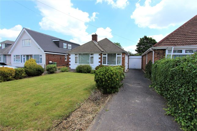Thumbnail Bungalow for sale in Monks Brook Close, Eastleigh, Hampshire