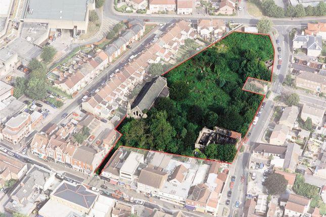 Thumbnail Land for sale in Park Road, Kingswood, Bristol