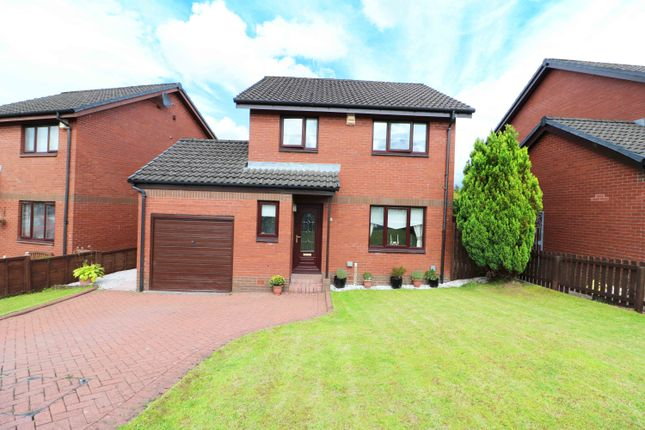 Thumbnail Detached house for sale in Queensby Drive, Baillieston