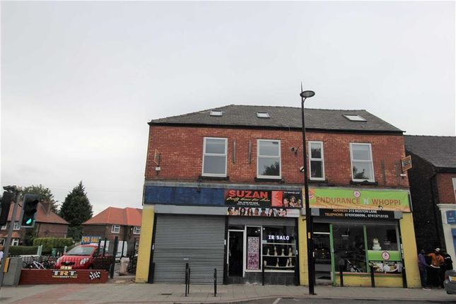 Thumbnail Flat to rent in Moston Lane, Blackley, Manchester
