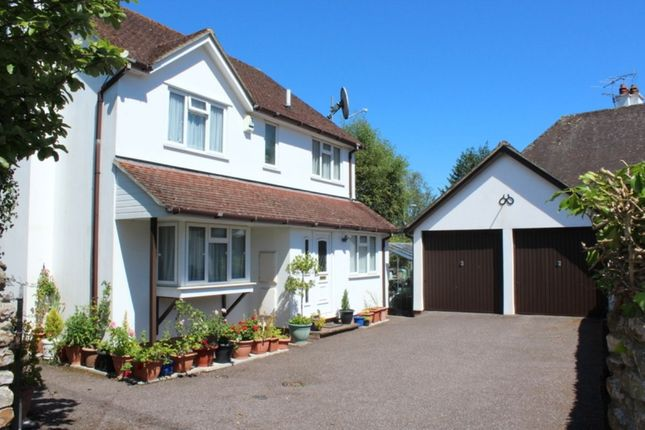 Thumbnail Detached house for sale in Ice House Lane, Sidmouth