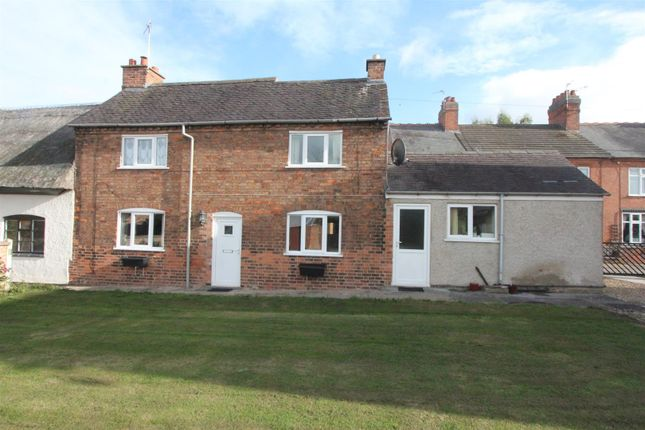 Thumbnail Cottage for sale in New Walk, Sapcote, Leicester