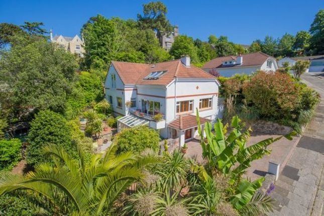 4 bed detached house for sale in Torwood Close, Torquay