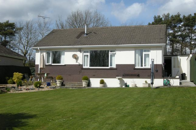 Thumbnail Bungalow for sale in Scarrowscant Lane, Haverfordwest