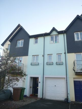 Thumbnail Terraced house to rent in The Old Wharf, Oreston, Plymstock
