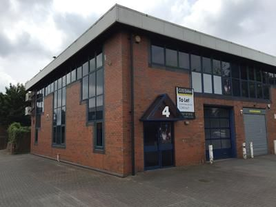 Thumbnail Light industrial for sale in Unit 4 Kingfisher Business Park, Arthur Street, Lakeside, Redditch