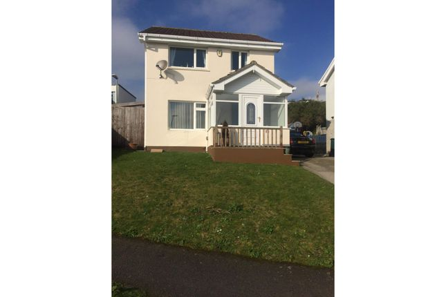 Detached house for sale in Meadway, St. Austell