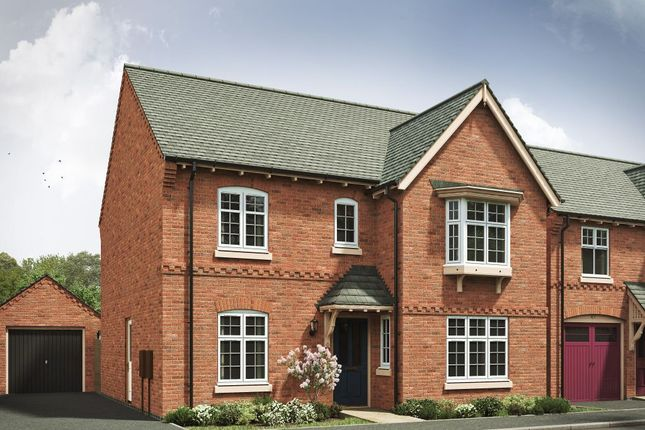 """4 bed detached house for sale in """"The Darlington B"""" at Davidsons At Wellington Place, Leicester Road, Market Harborough LE16"""