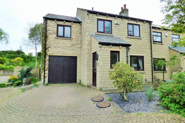 Thumbnail Semi-detached house for sale in Waterside Mews, Padiham, Padiham
