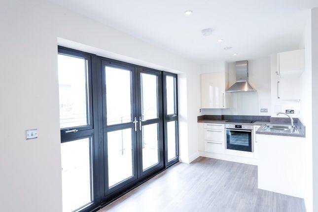 1 bedroom flat for sale in Bessemer Road, Welwyn Garden City