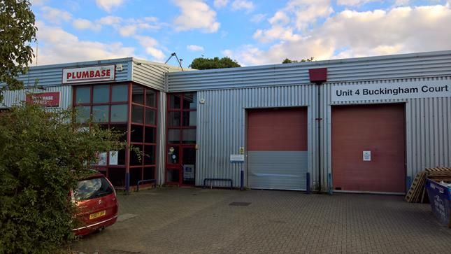 Thumbnail Light industrial to let in Unit 5, Buckingham Court, Dairy Road, Dukes Park Industrial Estate, Chelmsford, Essex