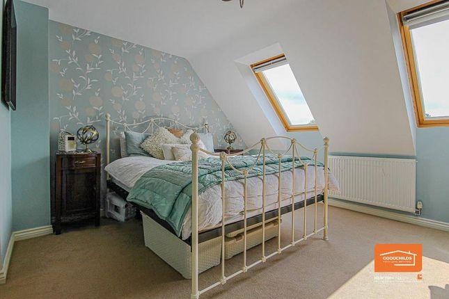 Master Bedroom of Penmire Grove, Walsall WS4