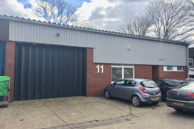 Thumbnail Warehouse to let in Barningham Way, Kingsbury
