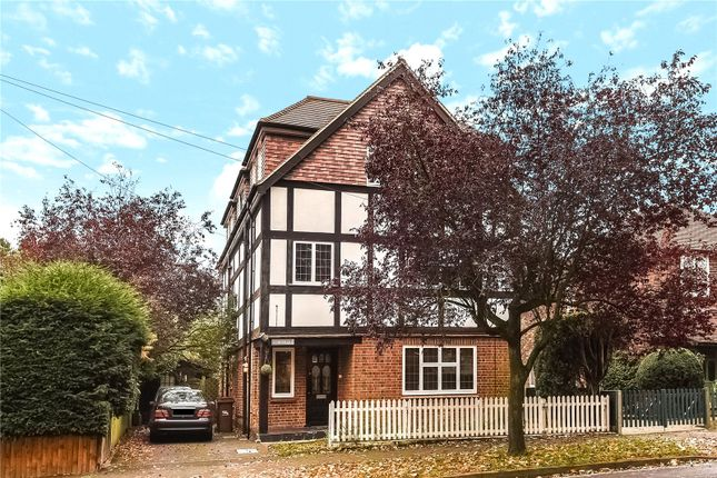 Thumbnail Detached house for sale in Grand Avenue, Camberley, Surrey