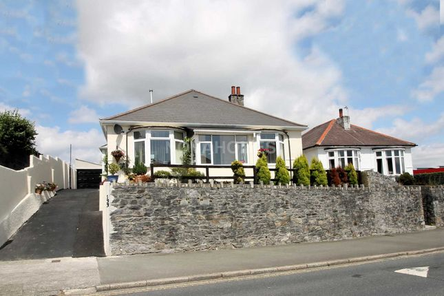 Thumbnail Bungalow for sale in Eggbuckland Road, Higher Compton, Plymouth
