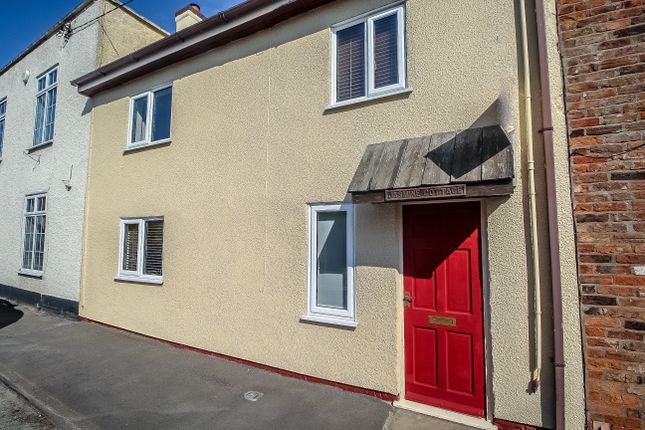 Thumbnail 3 bed terraced house for sale in Council Houses, Main Road, Wigtoft, Boston