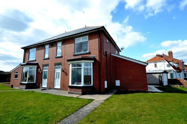 Thumbnail Semi-detached house to rent in Saltersbrook Road, Darfield, Barnsley