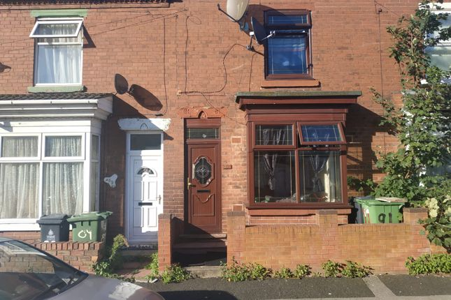 Thumbnail Terraced house to rent in Essex Street, Walsall, West Midlands