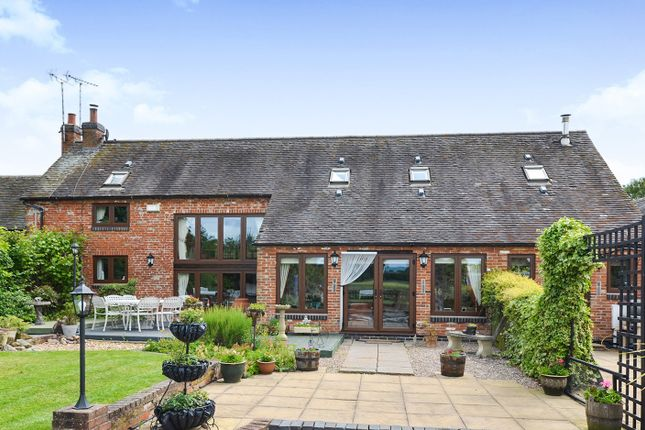 Thumbnail Barn conversion for sale in Willow Pit Lane, Hilton, Derby