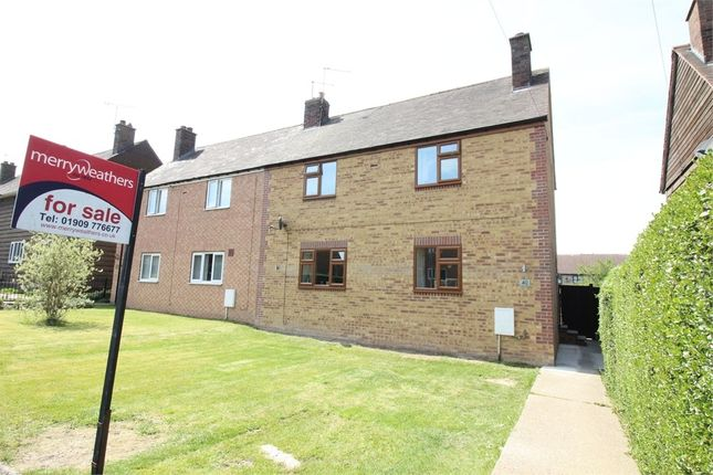 Thumbnail Semi-detached house for sale in Pryor Mede, Harthill, Sheffield, South Yorkshire